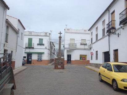 Plaza de Alanís