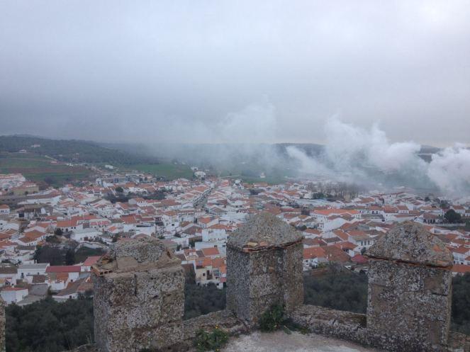 Pueblo de Alanís