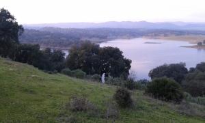 Pantano de Lora del Rio